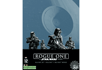 Rogue One - A Star Wars Story (3D)(Steelbook) | Blu-ray