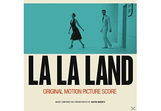 OST/VARIOUS - La La Land (Black Vinyl) - (Vinyl)