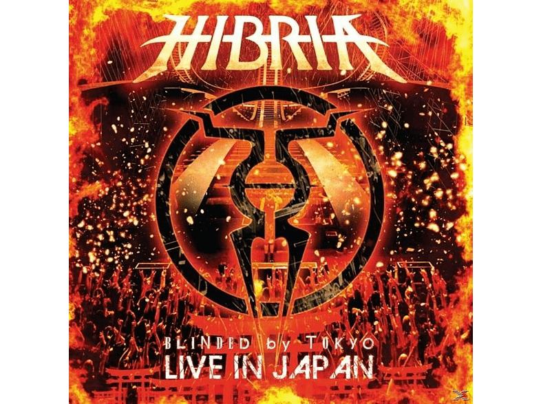 Hibria - Blinded By Tokyo-Live In Japan [CD]
