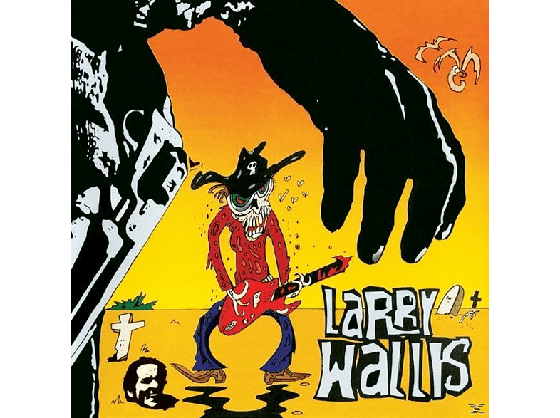 Larry Wallis - Death In The Guitarfternoon [CD]