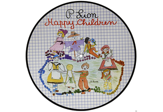 P.Lion - Happy Children - (Vinyl)