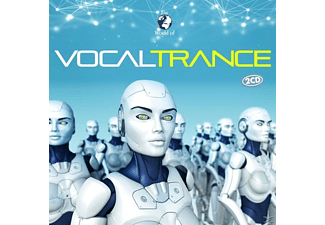 VARIOUS - Vocal Trance - (CD)