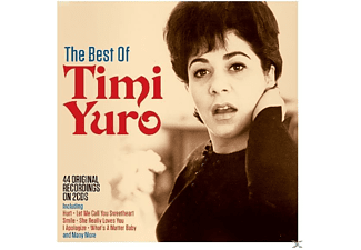 Timi Yuro - Best Of - (CD)