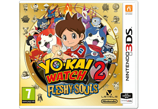 Yo-Kai Watch 2: Fleshy Souls Nintendo 3DS