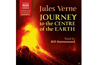 Bill Homewood - Journey to the Centre of the Earth - (CD)