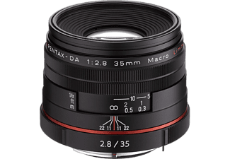 PENTAX Macrolens HD DA 35mm F2.8 Macro Limited (21450)