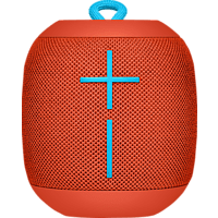 ULTIMATE EARS WONDERBOOM Bluetooth Lautsprecher, Rot, Wasserfest