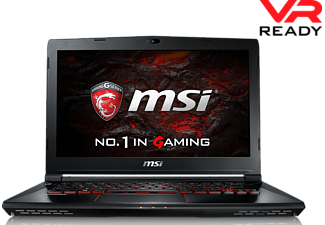 MSI PC portable gamer GS43VR 7RE Phantom Pro Intel Core i7-7700HQ (GS43VR 7RE-060BE)