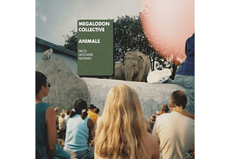 Megalodon Collective - Animals - (CD)