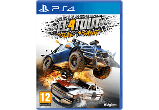 Flatout 4: Total Insanity PlayStation 4