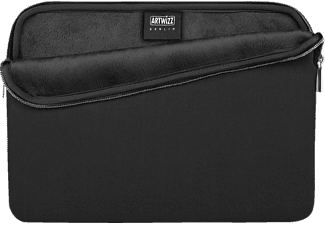ARTWIZZ Neoprene Notebookhülle, Sleeve, 13 Zoll, Schwarz, passend für: Apple, Microsoft MacBook Pro, Surface Pro 3/4