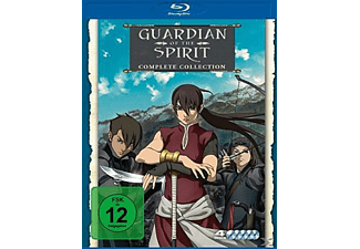 Guardian of the Spirit - Complete Collection - (Blu-ray)