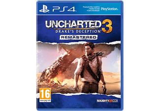 SONY Uncharted 3: Drakes Deception PlayStation 4 Oyun