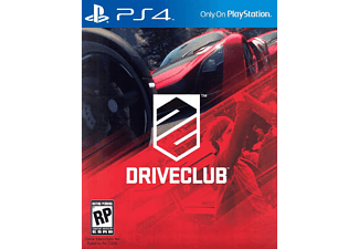 SONY Drive Club PlayStation 4 Oyun