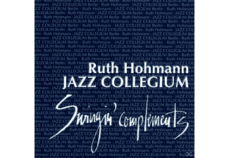 Ruth Hohmann - Swingin' Complements - (CD)