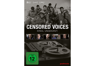 Censored Voices - (DVD)