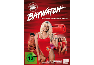 Baywatch - The Pamela Anderson Anderson Years - Komplettbox - Alle 5 Staffeln - (DVD)