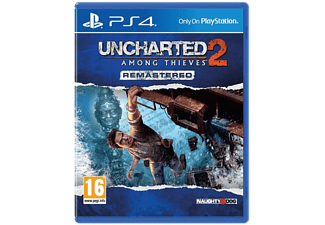 SONY Uncharted 2: Among Thieves Remastered PlayStation 4