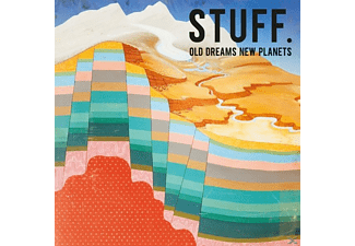 Stuff - Old Dreams New Planets CD