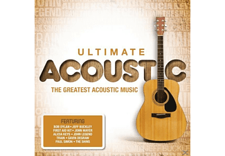 VARIOUS - Ultimate...Acoustic - (CD)