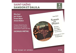 VARIOUS, Orchestre du Theatre National de L'Opera Paris - Samson et Dalila - (CD)