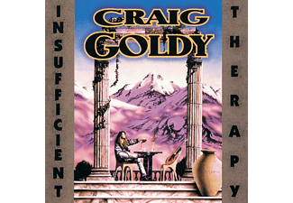Craig Goldy - Insufficient Therapy - (CD)