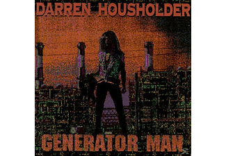 Darren Householder - Generator Man - (CD)