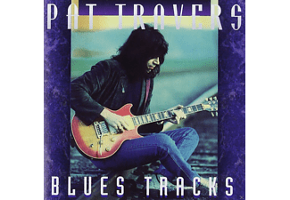 Pat Travers - Blues Tracks - (CD)