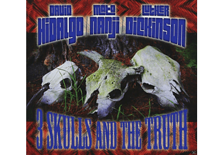 David Hidalgo, Mato Nanji, Luther Dickinson - 3 Skulls And The Tru - (CD)