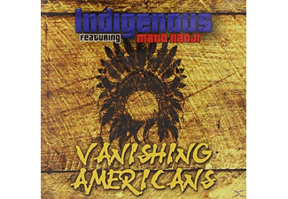 Indigenous - Vanishing Americans - (CD)
