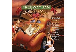 VARIOUS - Freeway Jam: To Beck - (CD)