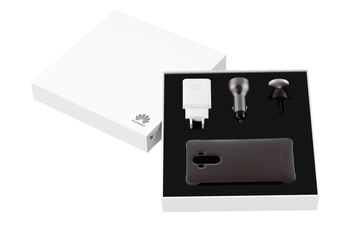 HUAWEI Super Charge Geschenk-Box, Ladeset