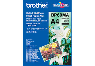 BROTHER Papier mat A4 (BP60MA)