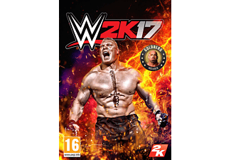 TAKE 2 WWE 2K17 PC