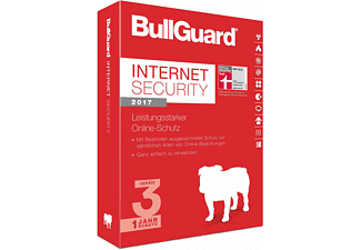 Bullguard Internet Security 2017 (3 PC)