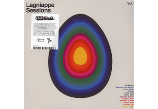 VARIOUS - Lagniappe Sessions Vol. 1 (Limited Gold Edition) - (Vinyl)