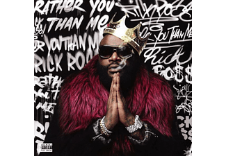 Rick Ross - Rather You Than Me - (CD)
