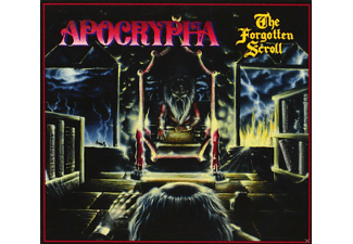 Apocrypha - The Forgotten Scroll - (CD)