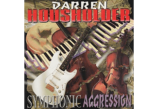 Darren Householder - Symphonic Aggression - (CD)