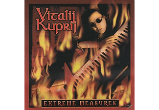 Vitalij Kuprij - Extreme Measures - (CD)