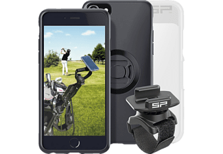 SP CONNECT Golf Bundle iPhone 7 Smartphone Halterung, Schwarz