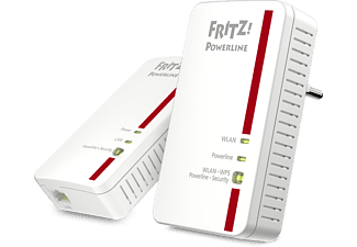 AVM FRITZ!Powerline 1240E WLAN Set (20002755)