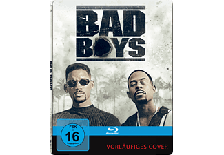 Bad Boys - Harte Jungs (Steelbook - Deluxe Edition) - (Blu-ray)