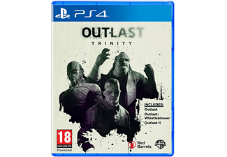 Outlast Trinity FR/NL PS4