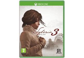 Syberia 3 Collector Edition NL/FR Xbox One