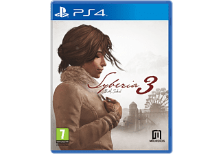 Syberia 3 Collector Edition NL/FR PS4
