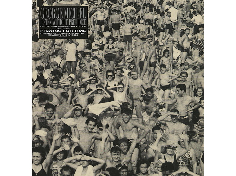 George Michael - Listen Without Prejudice / MTV Unplugged (Deluxe Edition) [CD]