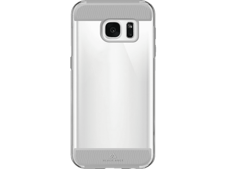 BLACK ROCK Air Backcover Samsung Galaxy S8 Polycarbonat/Thermoplastisches Polyurethan Transparent