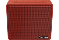 HAMA Pocket Bluetooth-Lautsprecher, Rot