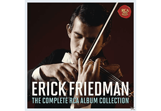 Erick Friedman - Erick Friedman-The Complete RCA Album Collection - (CD)